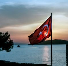 Istanbul Turkey, Homeland, Flag, Wallpaper, Places, Turkey Country, Photo Illustration, Wallpapers, Flags