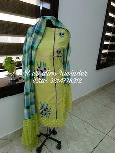 Punjabi Suits Designer Boutique, Boutique Suits, Indian Designer Suits, Designer Salwar Suits, Embroidery Suits Punjabi, Embroidery Suits Design, Embroidery Dress, Punjabi Suits Party Wear, Punjabi Salwar Suits