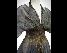 Costume Embroidery & Illustration by Michele Carragher for Film & TV - Season 5
