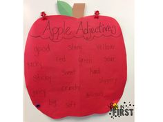 """I love apple season! My husband and I took our girls to the apple orchard this past Saturday. There is nothing like a fresh picked apple. They are so much better than the ones you buy in the store. We started our Apple Unit at school as well this week. On Monday, we read """"A...Read More »"""