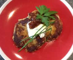 Recipe Easy peasy cauliflower fritters by monicaih - Recipe of category Main dishes - vegetarian