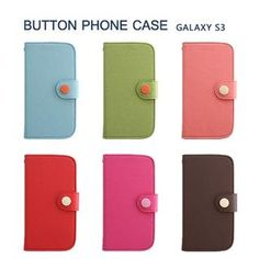 Contrast-Button Galaxy S3 Case from #YesStyle <3 iswas YesStyle.com