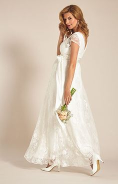 0f293006227 Eden Gown. Long Wedding DressesWedding GownsMaternity ...