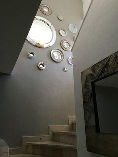 Muro de escalera