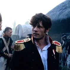 James Norton as Prince Andrei War and peace is EXACTLY like Chaol's!
