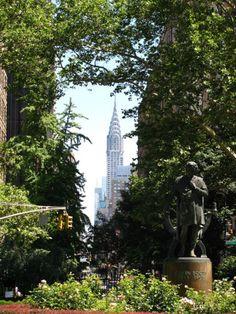 10 Gramercy Park no blog detalhes magicos