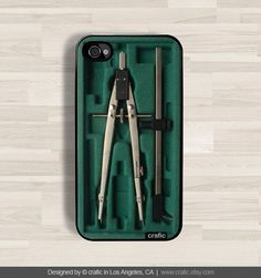 Drafting Box iPhone Hard Case / Fits iPhone 4, 4s