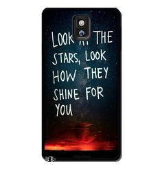 Look at the Stars Samsung Galaxy S3 S4 S5 Note 3 Case