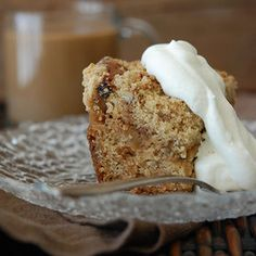 Food & Wine: Apple-Raisin Crumb Cake