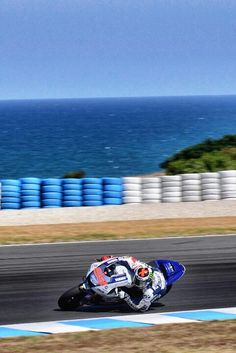 Jorge Lorenzo :  Phillip Island Testing : 2014