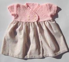 Bebe Babitas: Ropa de bebe hecha a mano: Vestidos