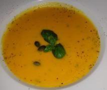 Kürbissuppe (weltbeste)
