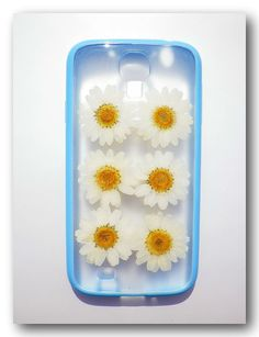 Handmade Samsung Galaxy s4 case Resin with Real by Annysworkshop, $19.00