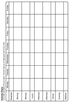 Worksheet Scheduling Worksheet 1000 images about mental health on pinterest worksheets anger moodjuice activity scheduling worksheet self help guide