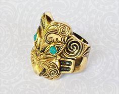 Maori Ring, New Zealand Tribal Warrior Ring, Handmade by Tuwharetoa Bone® God of War Warrior Ring, Tribal Warrior, Hawaiian Jewelry, Maori Art, Bone Carving, Tribal Necklace, God Of War, Turquoise Stone, Pendant Jewelry