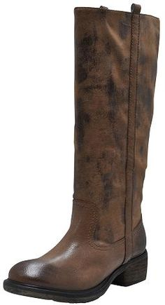 Congac and Brown Marble Boot | www.ShopHoityToity.com