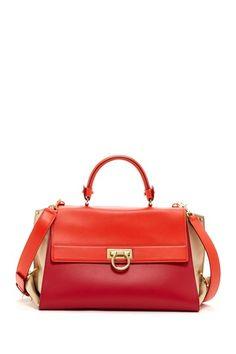Salvatore Ferragamo Handbag by Luxury Handbag Shop on @HauteLook