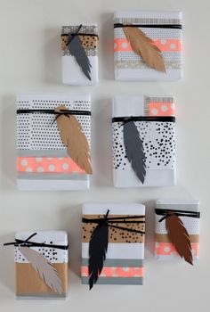 gaveindpakning