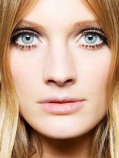 Makeup Tricks for Brighter Whiter Eyes