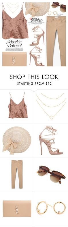 """""""..."""" by ghdesigns-official ❤ liked on Polyvore featuring Dsquared2, MANGO, Yves Saint Laurent, contestentry and jenchaexmejuri"""