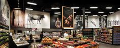 Michael Angelo's grocery by Watt International, Toronto – Canada » Retail Design Blog