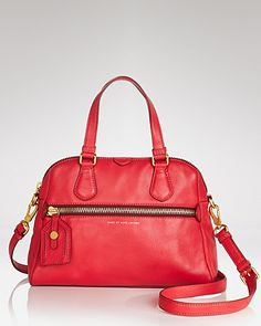 1991a71beed7 MARC BY MARC JACOBS Satchel - Globetrotter Mini Rei