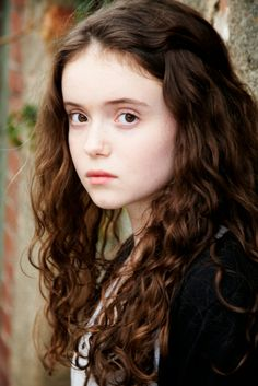 Lara Robinson - Beautiful young actress