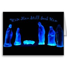 Wise Men Still Seek Him Card by Florals by Fred #zazzle #photogift #gift #Christmas