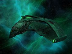Romulan Warbird (24th century) - Star Trek: Deep Space Nine