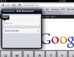 How to add Pin It button to iPad