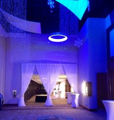 Snowflake Themed Entrance Contemporary, Modern, Snowflakes, Entrance, Fair Grounds, Events, Rustic, Weddings, Fun