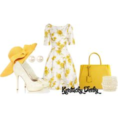 Southern Belle for the Kentucky Derby
