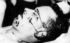 The death of John Dillinger