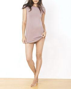 Peek-A-Boo Lace Sleep Shirt Mmmm;) lovely