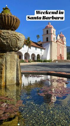 Beautiful Architecture, Santa Barbara, Southern California, Road Trip, Mansions, House Styles, Manor Houses, Road Trips, Villas