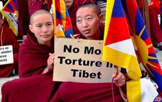 Condemn Oppression of the Tibetan People - ForceChange The American consumer, must demand of China, to treat the people better, or we will reduce trading with China. Uk Politics, Keep Fighting, Freedom Of Speech, Freedom Fighters, Mo S, Oppression, Tibet, Human Rights, Buddhism