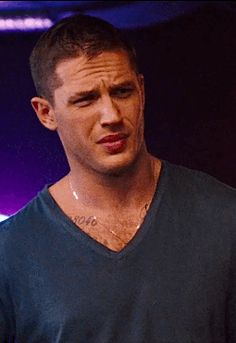 "My reaction when people say, ""who is Tom Hardy?"""