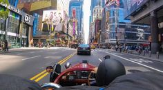 Morgan Motor Company A Brit abroad, #MorganAdventure in New York courtesy of Richard Hardy