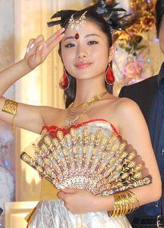 My Beauty, Beauty Women, Asian Beauty, Beauty Hacks, Beautiful Asian Girls, Gorgeous Women, Most Beautiful, Prety Girl, Satomi Ishihara