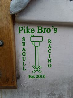 Pike Bro's Seagull Racing