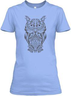 OWL t shirt | Teespring