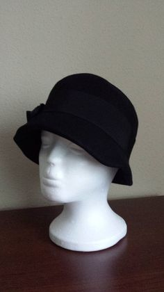 Kapelusik retro - Lady-Kate23 - Czapki i kapelusze