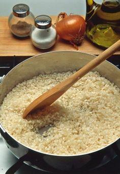 Risotto z prawdziwkami: przepis na risotto z grzybami GESSLER
