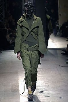 Junya Watanabe Autumn/Winter 2006 Ready-To-Wear Collection, Look 14