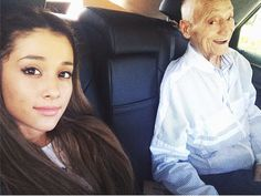 Ariana Grandes Grandfather Dies, Ariana Tweets Tribute: My Heart Hurts So Much | Cambio