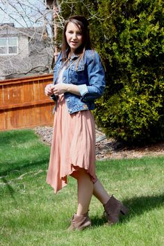 Modest Fashion Style Blog | Modest Outfits | Clothed Much