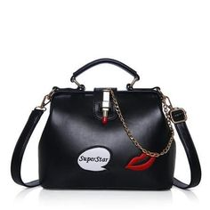 25040503b79 Ladies Fashion PU Leather Embroidered Large Quality Handbag 4 Colors