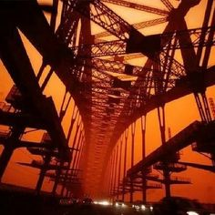Surreal Images From Sydney's Bushfire Crisis
