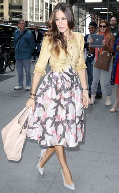 Sarah Jessica Parker from The Big Picture: Today's Hot Pics | E! Online