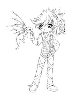 Princess Emeraude Chibi by *YamPuff on deviantART